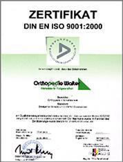 品質マネジメントシステムの国際基準ISO9001を取得
